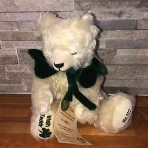 Hermann Irish Teddy 372/1000 limited edition